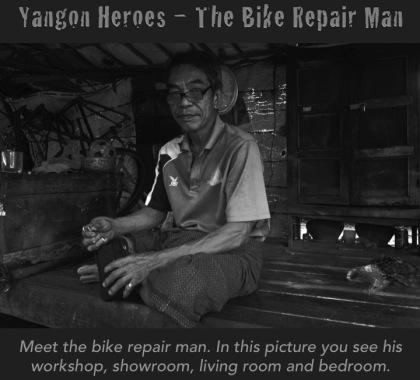 Bike Repair Man